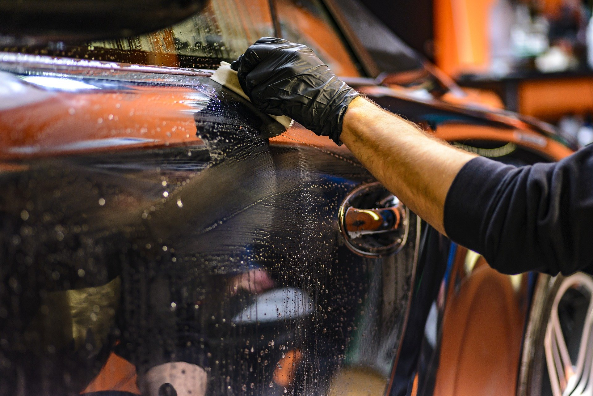 Bien laver sa voiture - Garagiste près de Rochefort