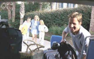 Entretien de véhicule départ en vacances