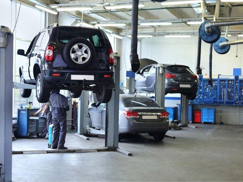 Réparation et entretien auto 17