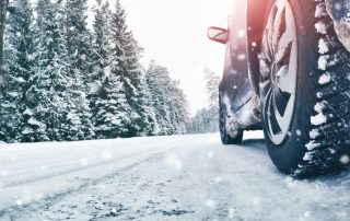 Protection voiture en hiver