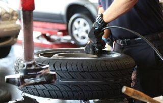 Réparation de pneus 17 - Garagiste près de Rochefort